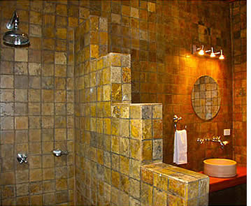 Bathroom at Palma Royale